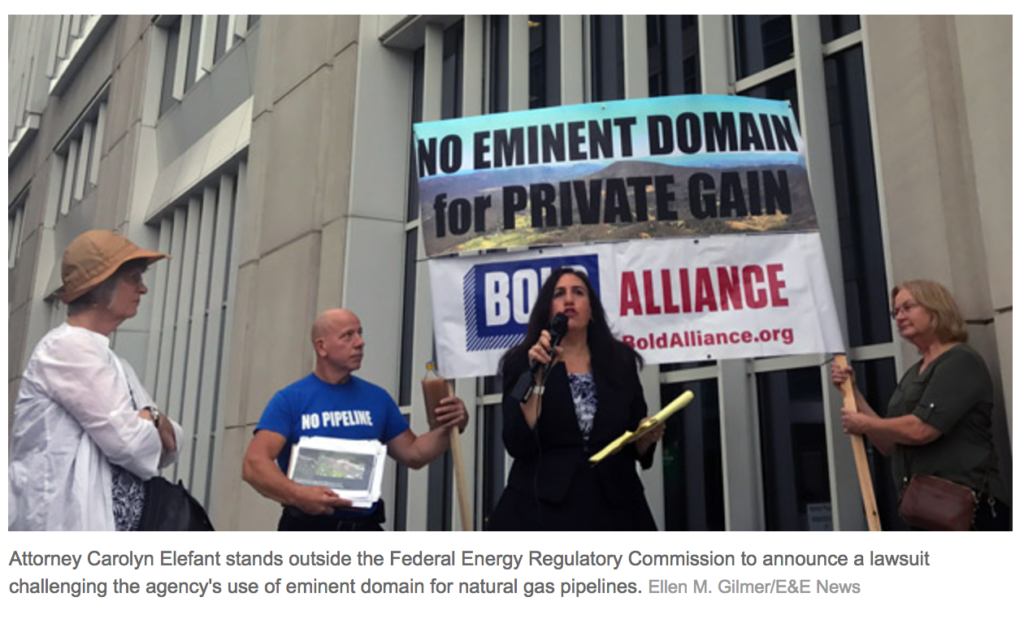 Groups Say FERC Notices for Mountain Valley Pipeline are Invalid ...